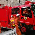 消防車の色は何色か?