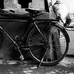捨てられていると思われた自転車の対処は?