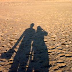 鳥取砂丘で愛の落書きは許される??