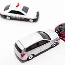 パトカーの追跡中に、追跡されていた車両が事故を起こしたら?
