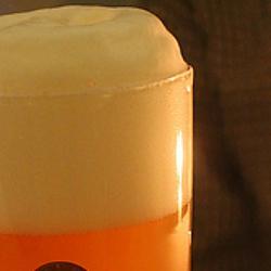 ビールの泡はビールか?