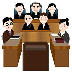 「公判」と「口頭弁論」どっちが刑事でどっちが民事?