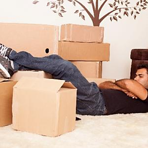 交際相手が置いていった荷物、受け取らせるにはどうしたらよい?
