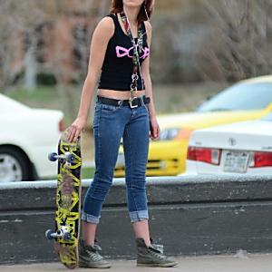 道路でスケートボード。これって違法?