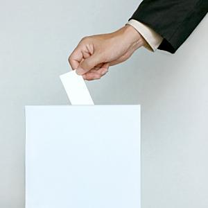 「○○頑張れ!」と投票用紙に記入すると、無効になる可能性あり?